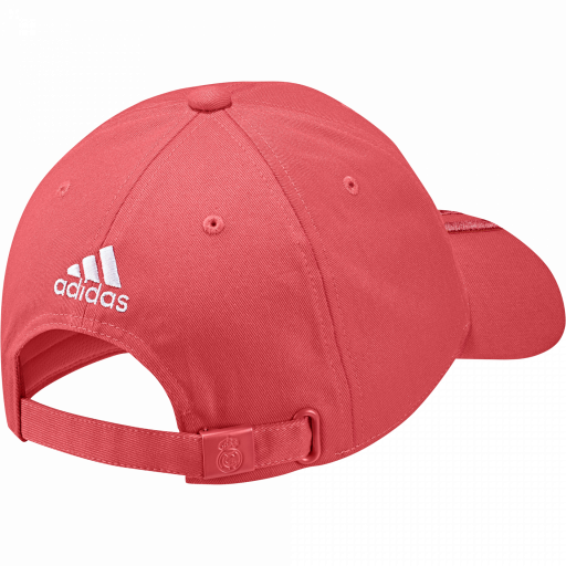 GORRA REAL MADRID ROJO CZ6101 REAL 3S CAP [1]