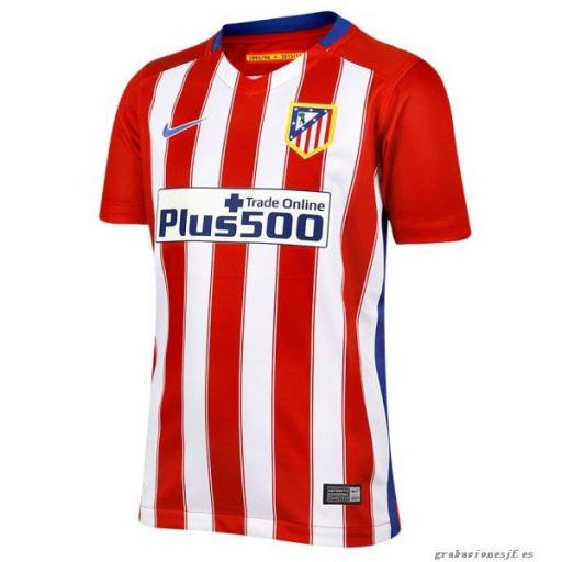 Camiseta junior Atlético Madrid 686522 649 temporada 15/16 [0]