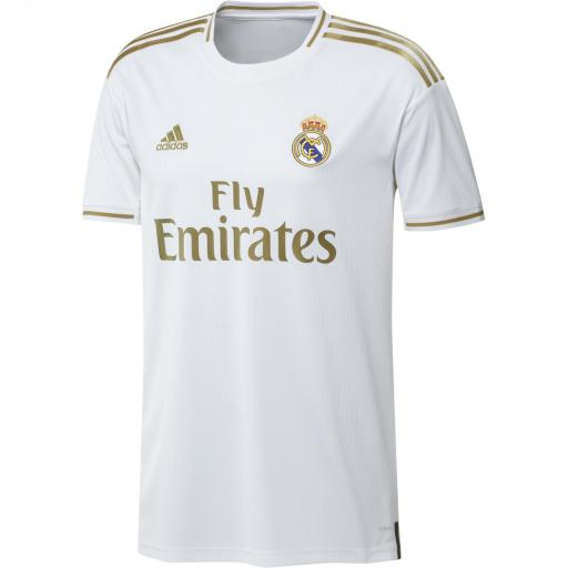 Camiseta Real Madrid Adulto DW4433 Primera equipacion 2019 / 2020