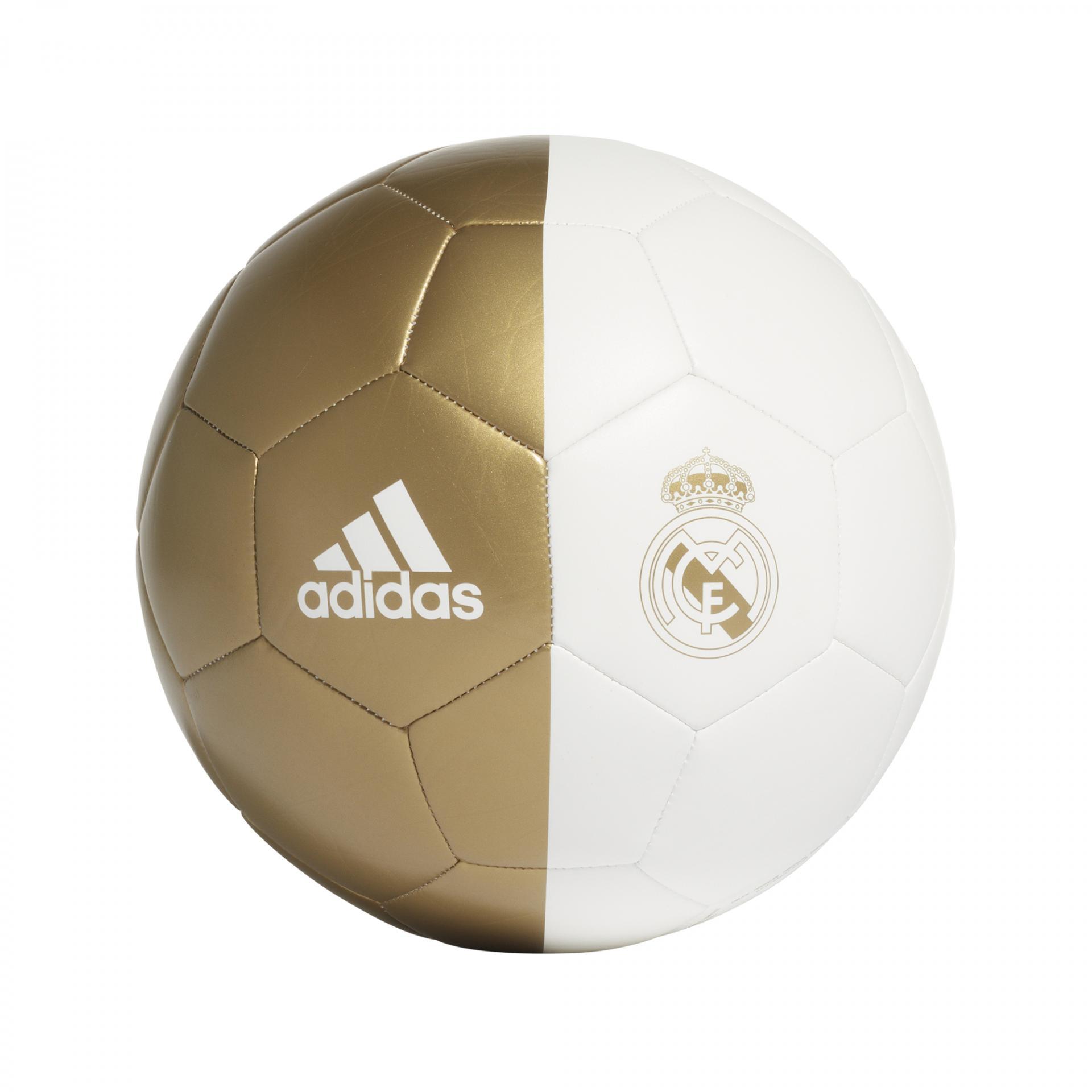 Balon Real Madrid DY2524 talla 5