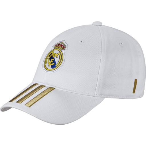 GORRA BLANCA REAL MADRID DY7720