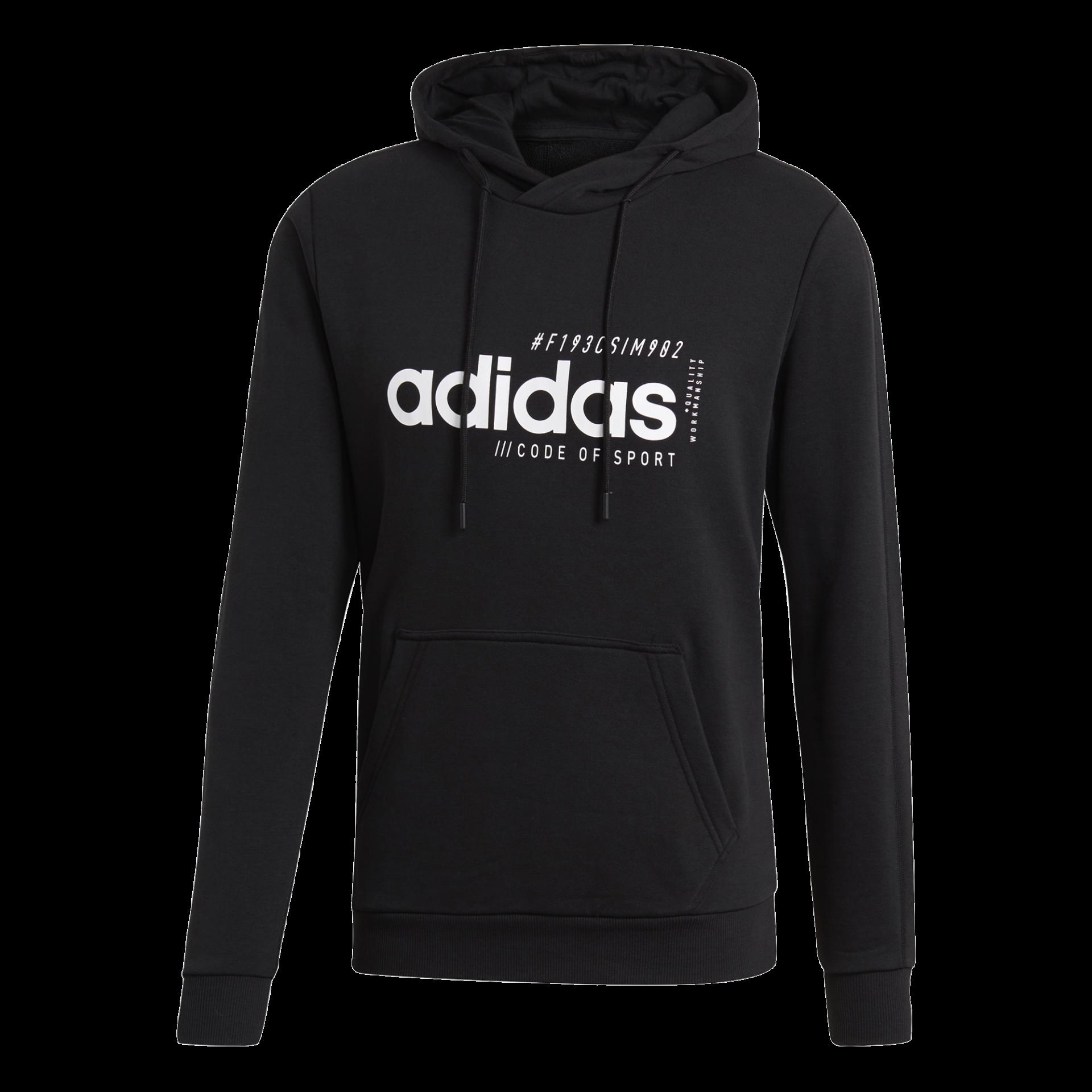 Sudadera Adidas de Algodon con Capucha EI4622