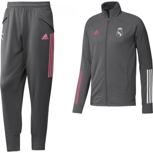 Chandal FQ7865 Real Madrid TK suit Gricin