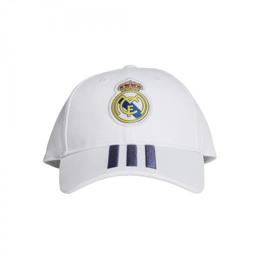 Gorra de Real Madrid FR9753 blanca