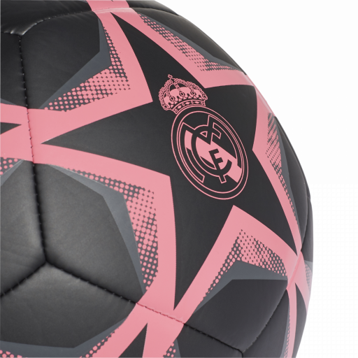 Balon Real Madrid FS0269 FIN 20 RM CLB NEGRO talla 5  [1]