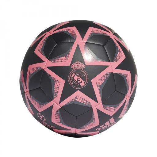 Balon Real Madrid FS0269 FIN 20 RM CLB NEGRO talla 5