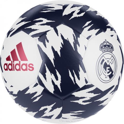 Balon de Real Madrid FT9091 clb away