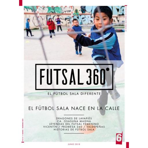 Revista nº 6 Futsal360