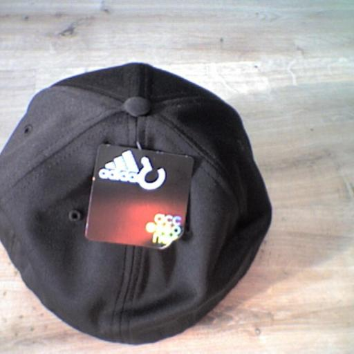 GORRA FLAT FITTED NEGRO/ROSA S20554 [2]