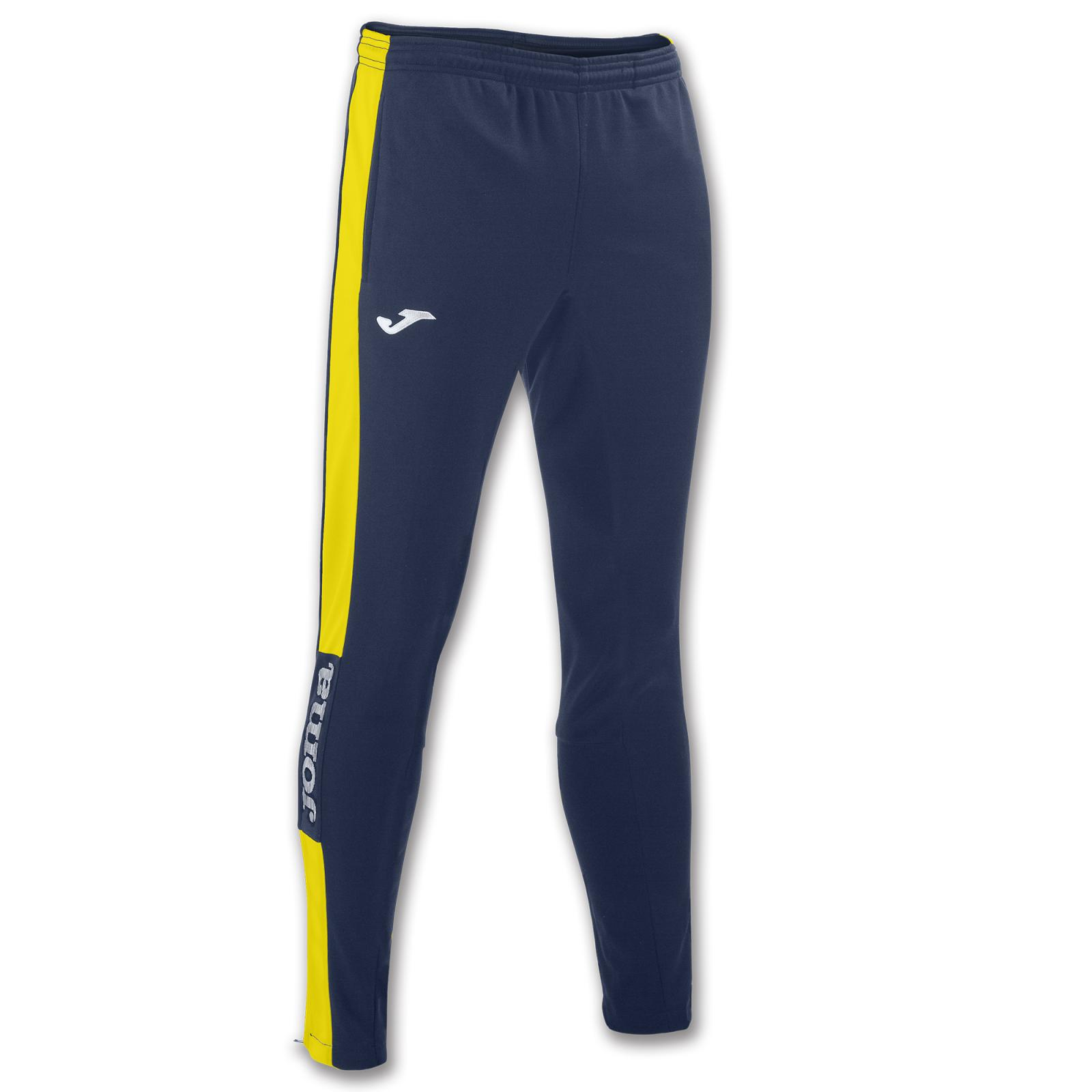 PANTALON LARGO CHAMPION IV MARINO-AMARILLO 100761.309