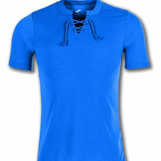 CAMISETA JOMA 50Y AZUL ROYAL 100964.700