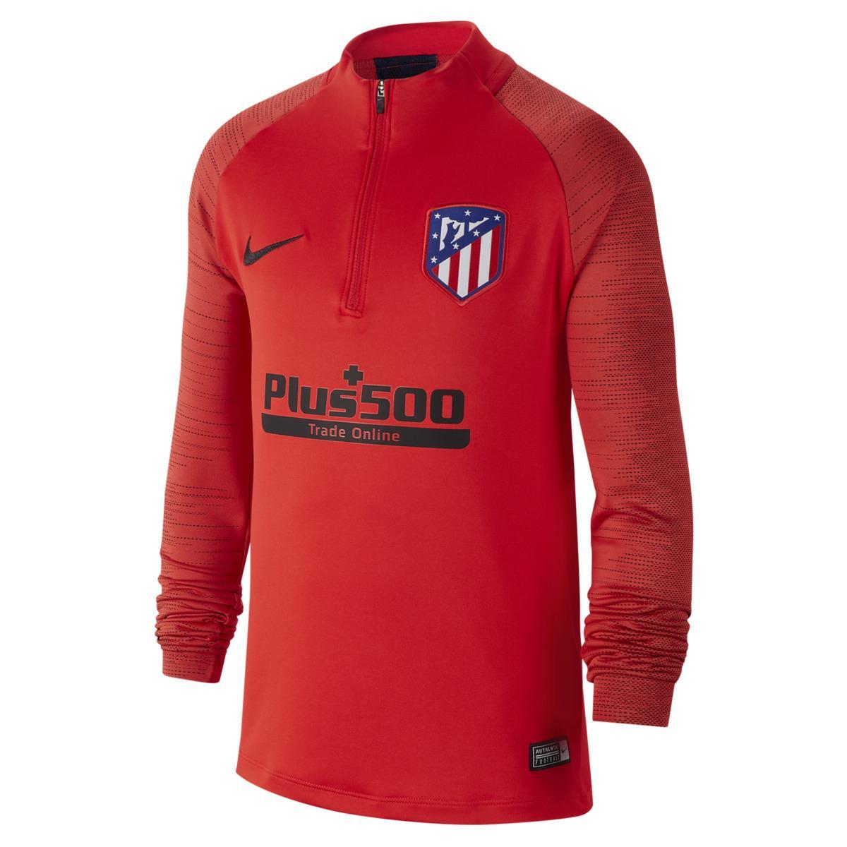 Camiseta entrenamiento del Atlético de Madrid 2019-2020 niños AQ0853-601
