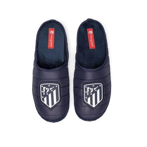 Zapatillas de estar en casa Atlético Madrid Azul