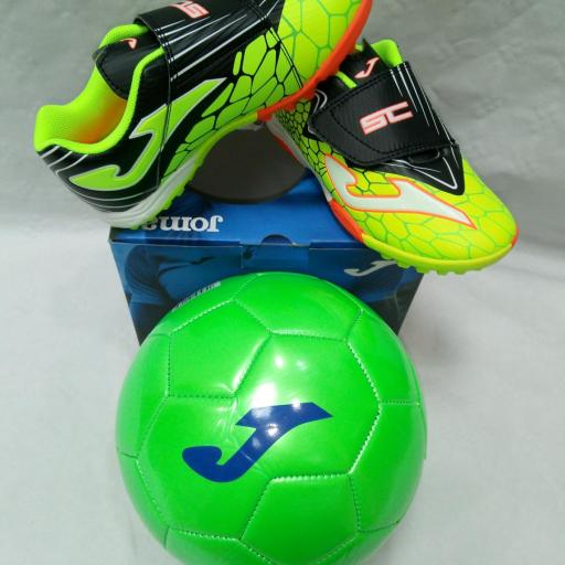 SUPER COPA JR 811 FLUOR TURF SCJS.811.TF