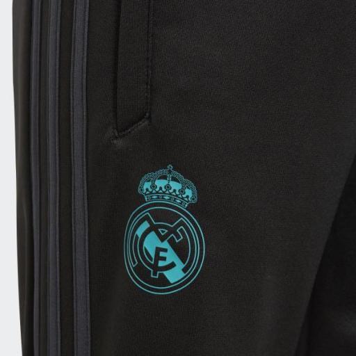 Pantalon de Entrenamiento Real Madrid Negro BQ7936 [1]