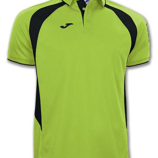 Polo Joma Champion III Dry-Mx 100018.021