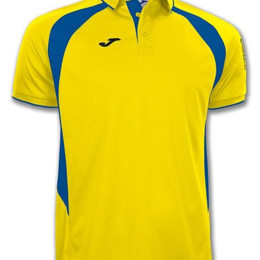 Polo Joma Champion III Dry-Mx 100018.907