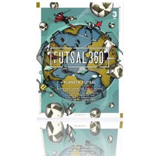 Revista nº 3 Futsal360