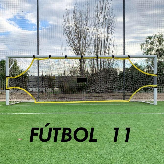 Red Precisión Para Portería Futbol 11