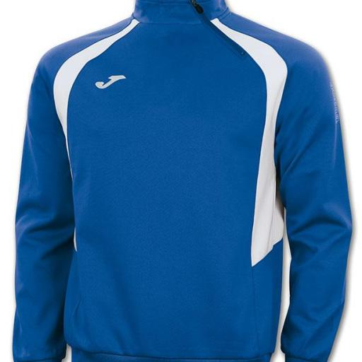 Sudadera Joma Champion III Sweatshirt Polyfleece 100019.702