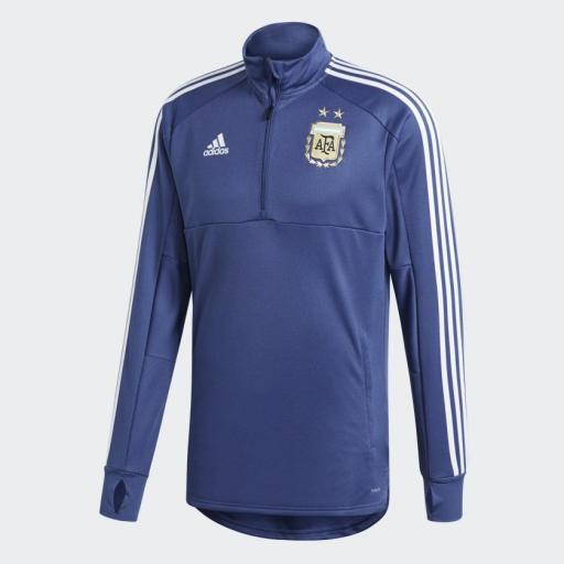 SUDADERA DE ENTRENAMIENTO ARGENTINA CF2638