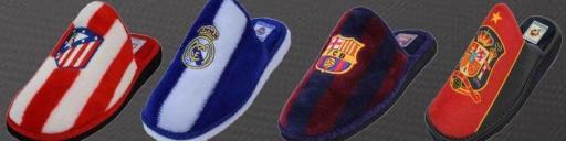 Zapatillas casa equipos