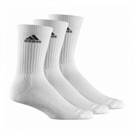CALCETINES RUNNING ADIDAS 3S PER CR HC 3P PACK 3 PARES AA2297
