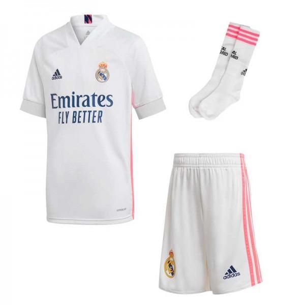 conjunto Real Madrid FQ7489 REAL H Y KIT blanco