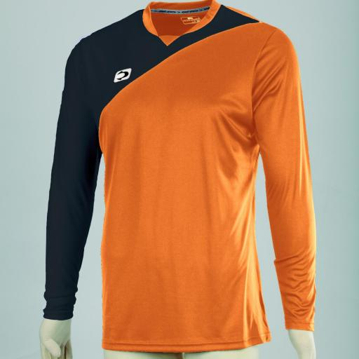 CAMISETA PORTERO JOHN SMITH AREA NARANJA FLUOR [0]