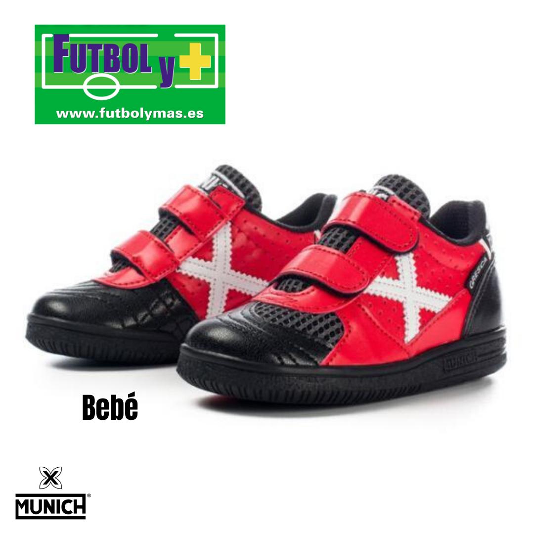 BABY GRESCA ROJO NEGRO 159204