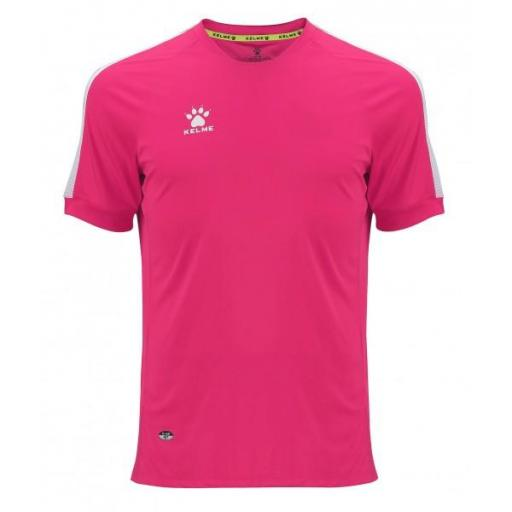 Camiseta Global 78062 154 Fucsia
