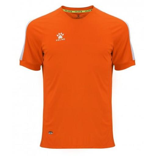 Camiseta Global 78062 209 Naranja