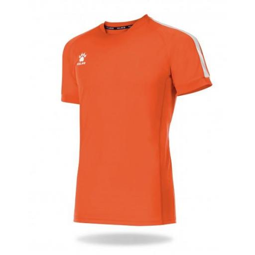 Camiseta Global 78062 209 Naranja [1]