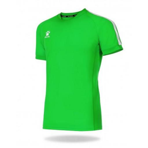 Camiseta Global 78062 073 verde [1]