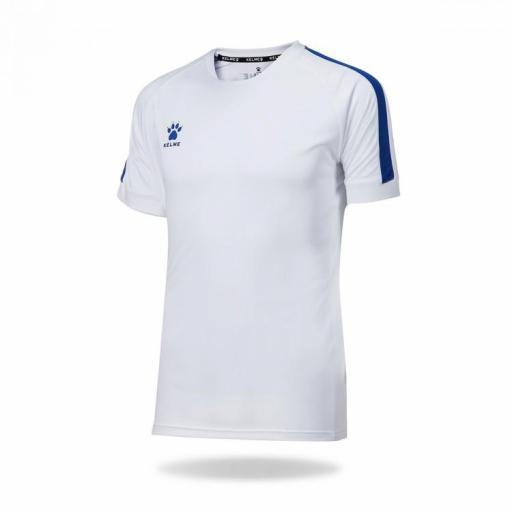 Camiseta Global 78062 6 BLANCO AZUL