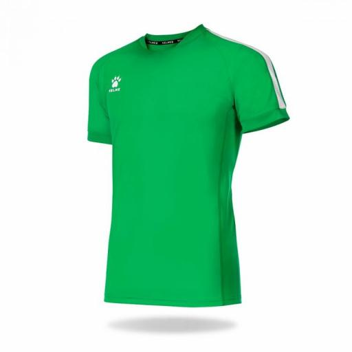 Camiseta Global 78062 22 VERDE OSCURO