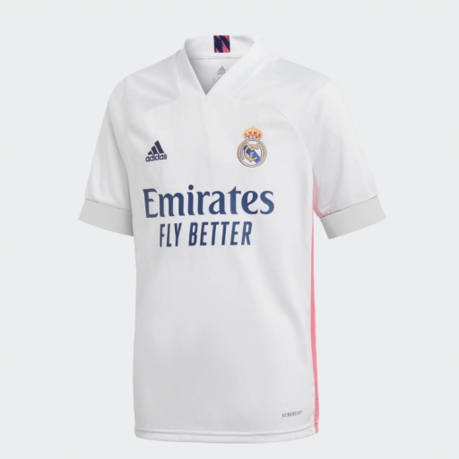 Camiseta Real Madrid local H JSY Y blanco FQ7486  [0]