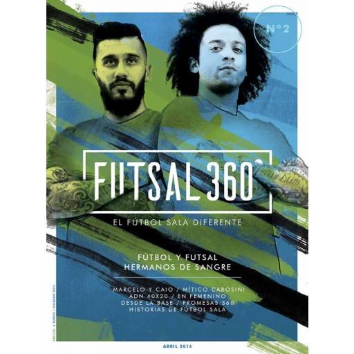 Revista nº 2 Futsal360