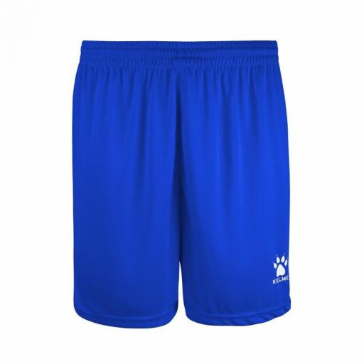 PANTALÓN CORTO KELME GLOBAL 75053 703 AZUL ROYAL