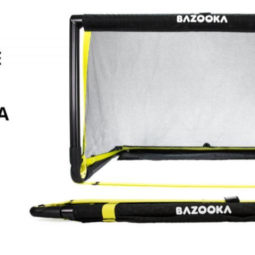 Portería Plegable BazookaGoal 120x75 [1]