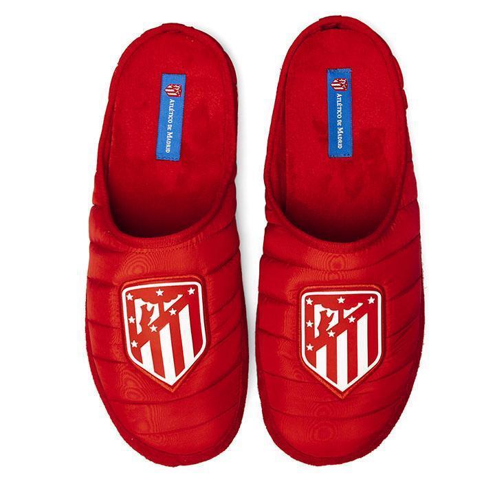 Zapatillas de estar en casa Atlético Madrid Rojo