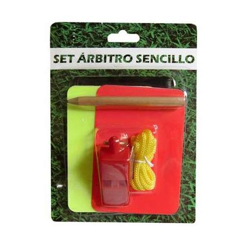 SET ARBITRO SENCILLO 0004013 [0]
