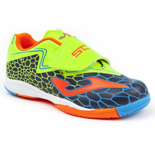 SUPER COPA JR 804 MARINO FLUOR INDOOR SCJS.804.IN