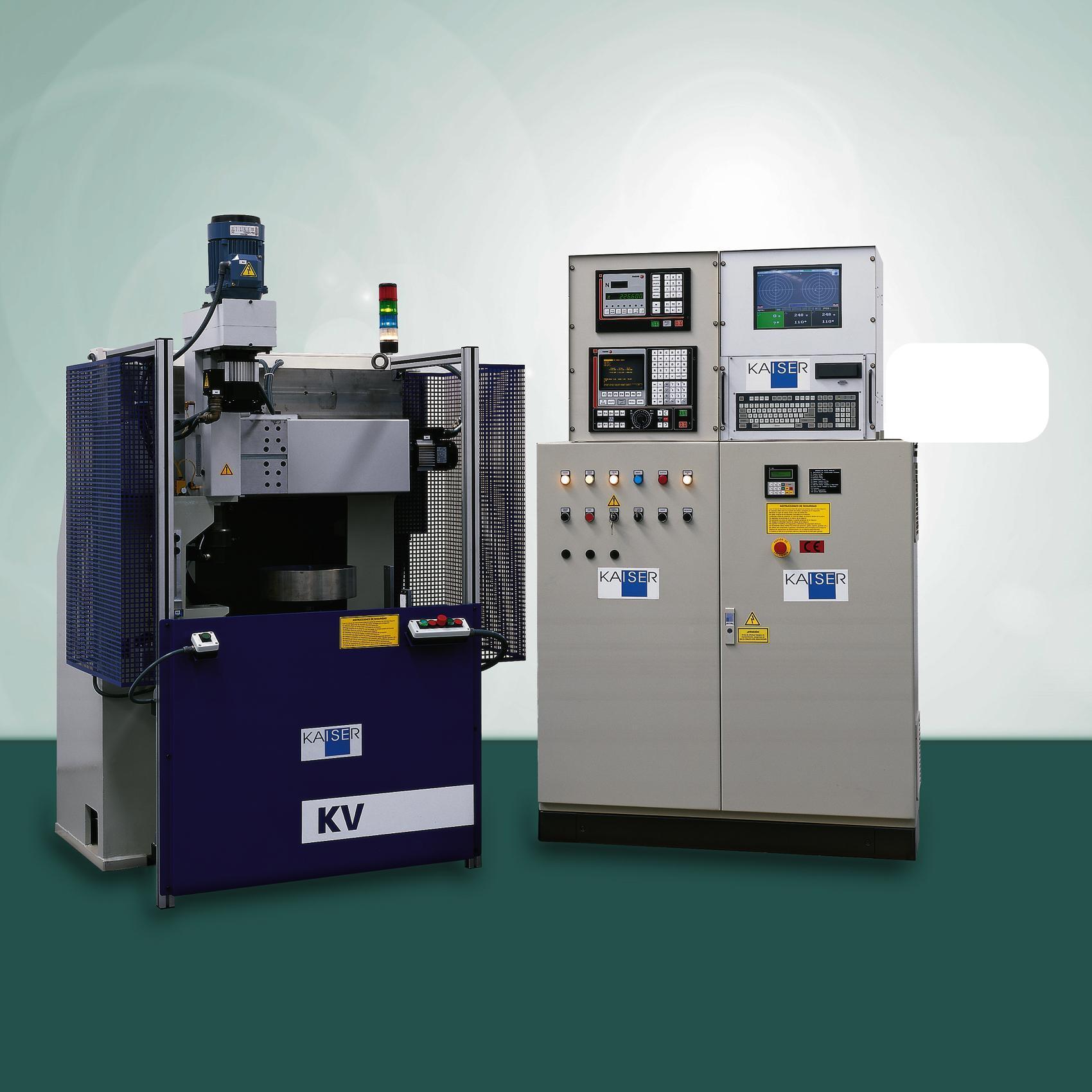 KV30-100 CNC3 TV USED BALANCING MACHINE