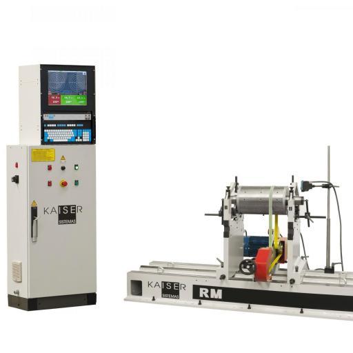 REF 06 - MODEL RM1000.1 HORIZONTAL BALANCING MACHINE