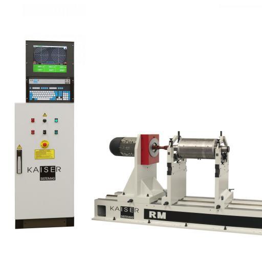 REF 07 - MODEL RM1000.2 HORIZONTAL BALANCING MACHINE [0]