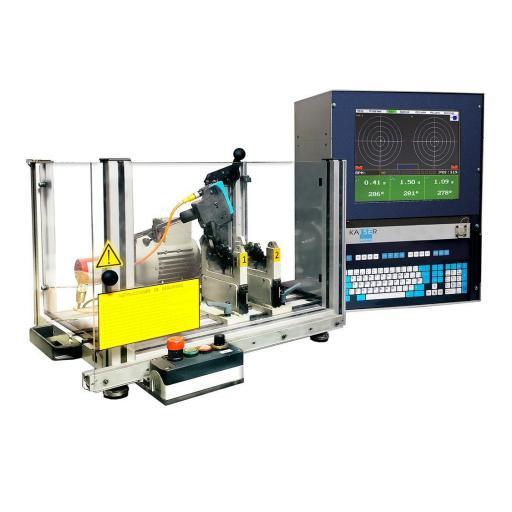 REF 01 - MODEL RM5/RM15.1 HORIZONTAL BALANCING MACHINE