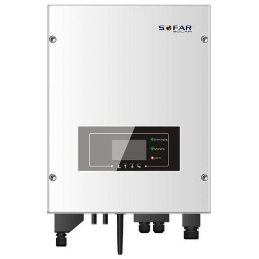 Inversor hibrido sofar solar 48v 6kw