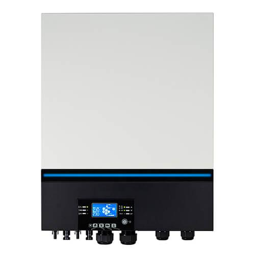 inversor hibrido 7200w 48v voltronic axpert