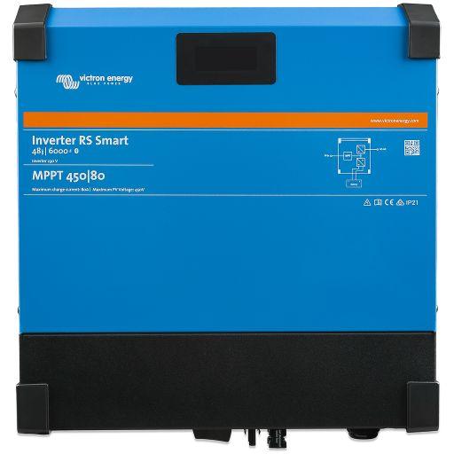 Inversor RS 4800W 6000VA 230V Smart Solar 48/6000 Victron Energy